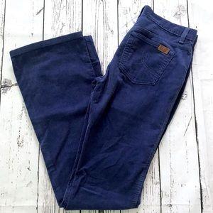 Vintage Ralph Lauren blue label corduroy jeans